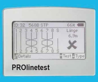 Application example PROFINET Tester